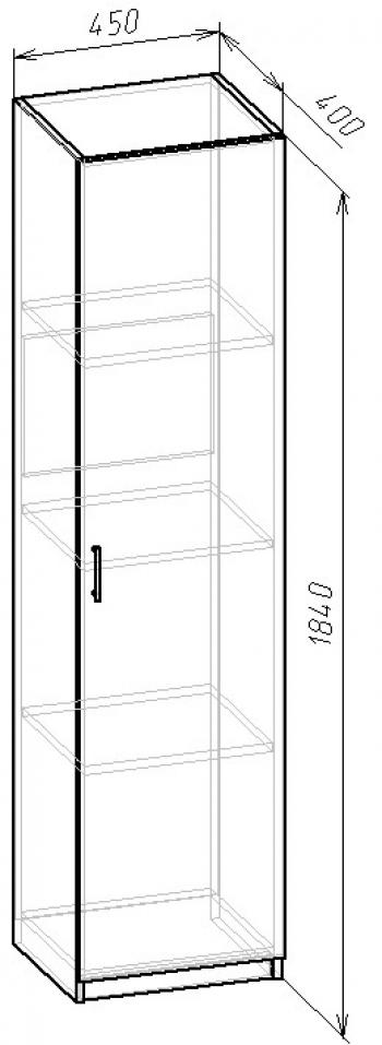 В-07 Шкаф для посуды