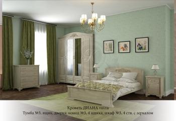 Кровать Диана тахта