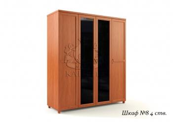 Шкаф №8 4-х створчатый
