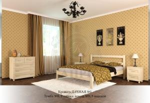 Кровать Дачная №1