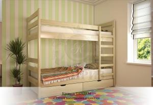 Кровать Тандем